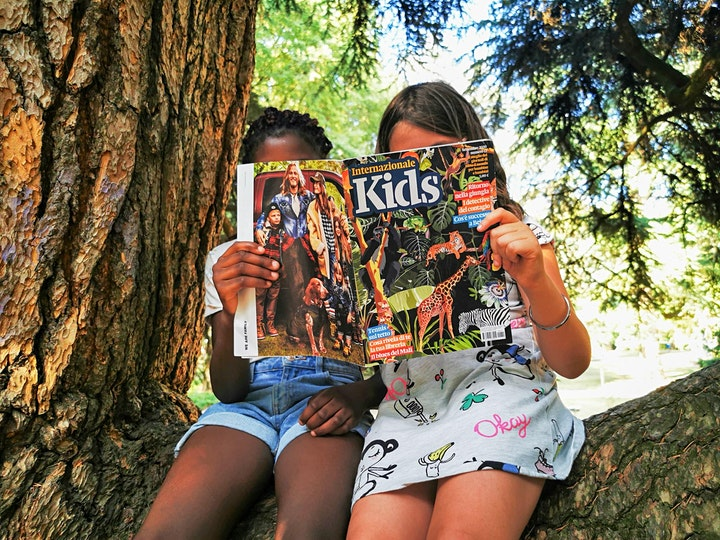 Immagine INTERNAZIONALE KIDS - Sabato 18/09