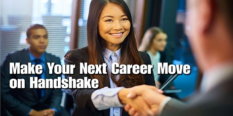 Making Your Next Career Move on Handshake Tickets