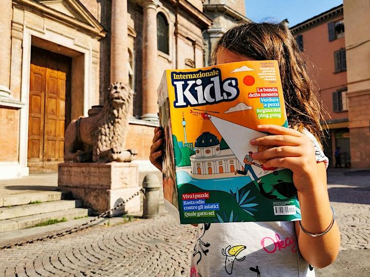 Immagine INTERNAZIONALE KIDS - Venerdì 17/09