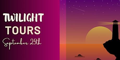 Twilight Tours tickets