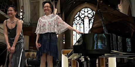 Lunchtime Recital - Alice Chua and Mitra Alice Tham (piano) tickets