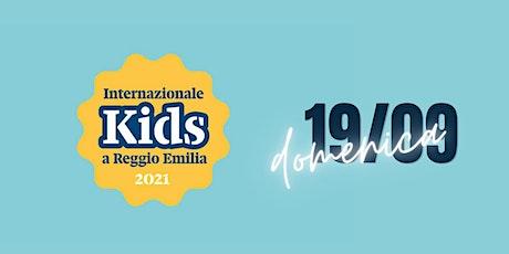 INTERNAZIONALE KIDS - Domenica 19/09 biglietti