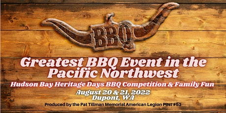 Hudson Days Heritage Days BBQ Competition and Family Fun tickets