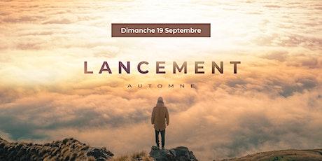 Réunion du Dimanche 19 Septembre - Oasis Église Rive-Sud billets