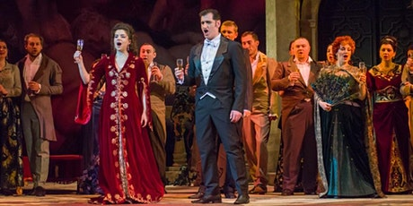 Grandes Óperas Italianas entradas
