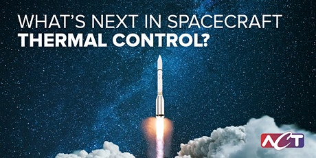 What's Next in Spacecraft Thermal Control? tickets