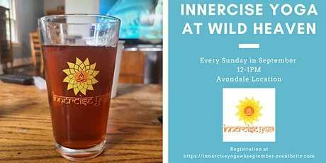 Innercise Yoga at Wild Heaven - September tickets
