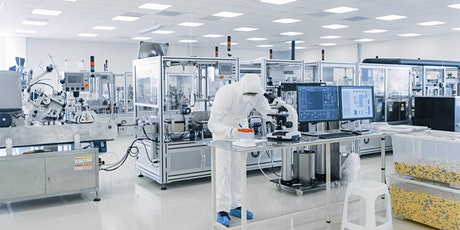 Innovations in Pharmaceutical Manufacturing on the Horizon: A Workshop tickets