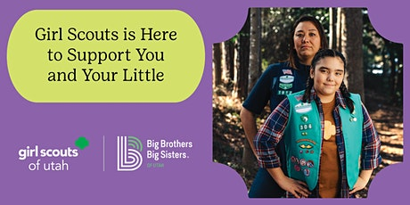Girl Scouts of Utah and Big Brothers Big Sisters Kick-off Party tickets