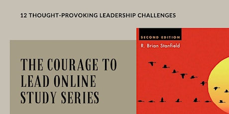 The Courage to Lead Online Study Series (Fall 2021) tickets