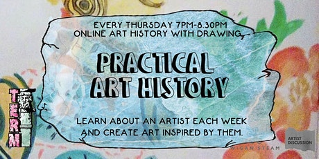 Online Practical Art History tickets