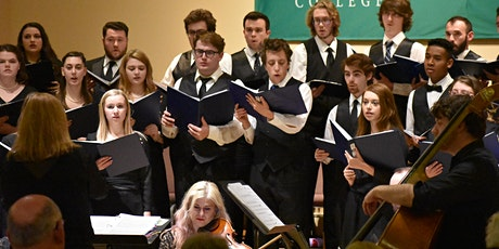 Lumens III: Endicott Singers and Chamber Ensemble in Concert tickets