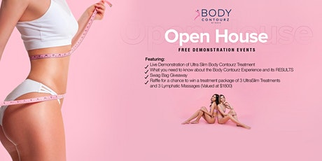 Open House - Body Contourz Free Demonstration Event in Atlanta tickets