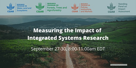 Workshop on Measuring the Impact of Integrated Systems Research tickets