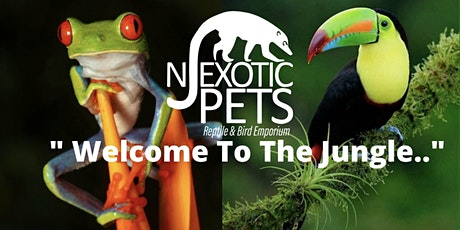 NJ EXOTIC PETS ANNUAL HALLOWEEN EVENT tickets