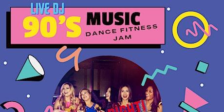 90's Dance Fitness Jam - Ladies Night tickets