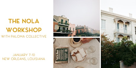 The NoLa Workshop w/ Paloma Collective tickets