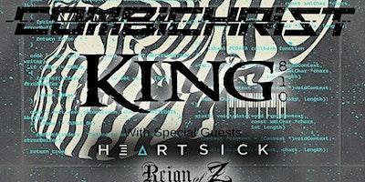 Combichrist w/ King 810, Heartsick & Reign of Z