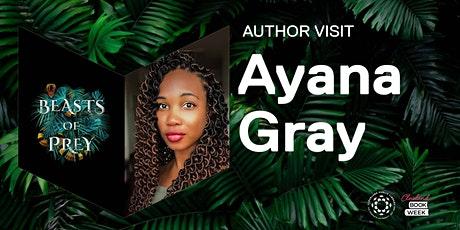 Ayana Gray presented by the Cleveland Public Library tickets