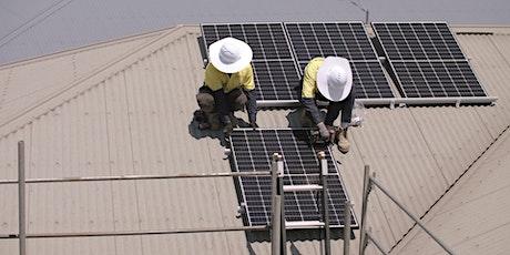 SafeWork NSW -  Solar Retailers Presentation tickets
