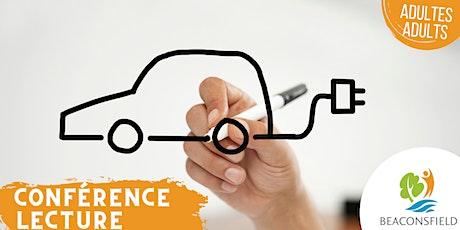 La voiture électrique, est-ce pour vous? / Is the Electric Car for You? billets