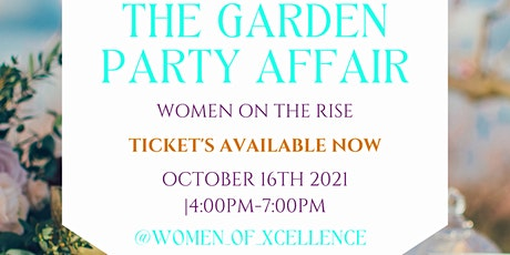 Women On The Rise tickets