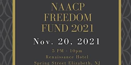 NAACP FREEDOM FUND AWARD DINNER tickets