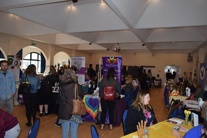 Witney's Psychic & Wellbeing Fair image