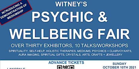 Witney's Psychic & Wellbeing Fair tickets
