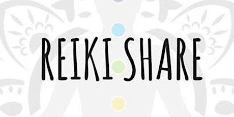 Reiki Share Circle & Potluck tickets