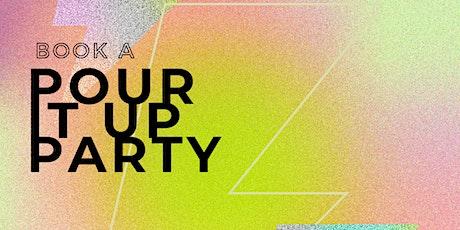 Pour It Up Paint Party tickets