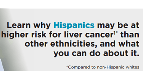 Liver Cancer in Hispanics - Online Event & Q&A with Dr. Edward Mena tickets