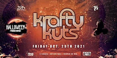 Krafty Kuts @ Antero Hall tickets