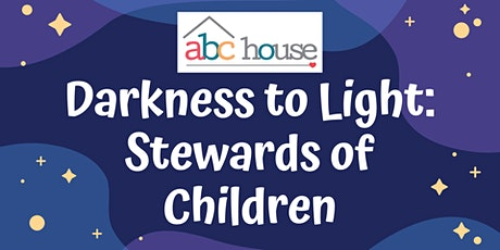 Darkness to Light: Stewards of Children Virtual Training tickets