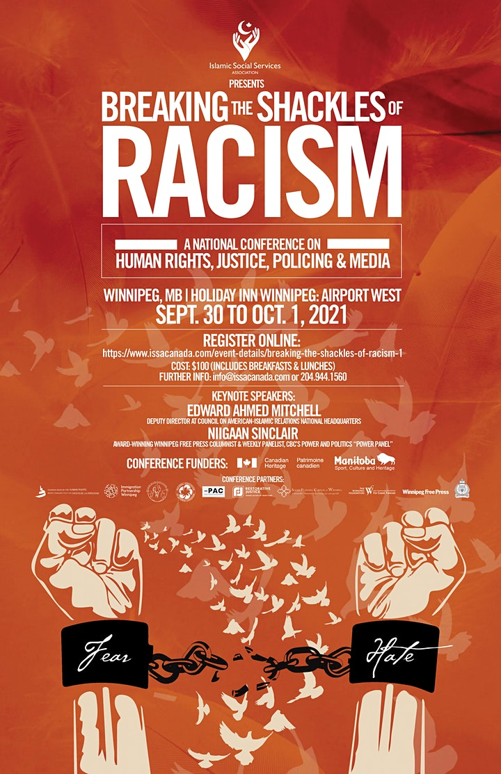 Breaking the Shackles of Racism image
