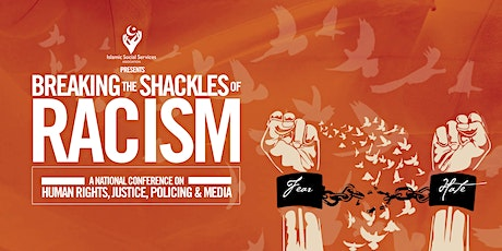Breaking the Shackles of Racism tickets