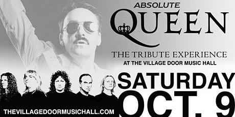 Absolute Queen - The Ultimate Queen Tribute tickets