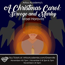 A Christmas Carol: Scrooge and Marley - Friday 7 PM tickets