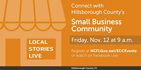 Local Stories Live! Boots to Business - Recognizing Vet-preneurs - HYBRID tickets