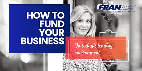 How to Fund Your Business (OCTOBER) Tickets