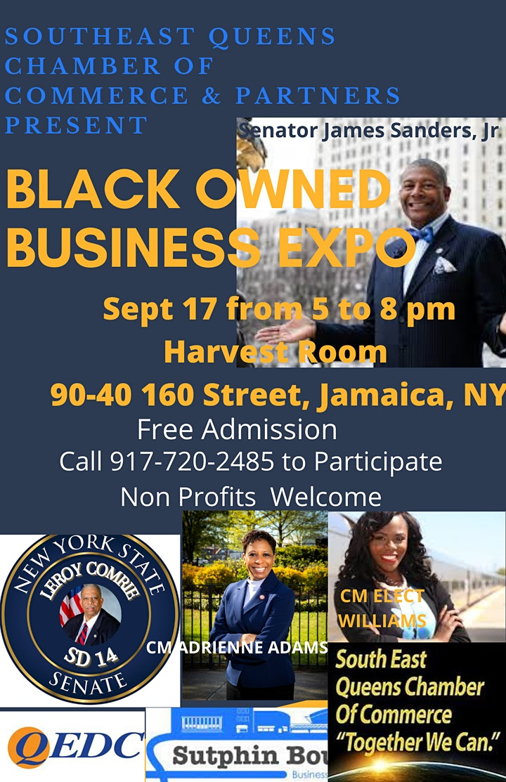 BLACK OWNED BUSINESS EXPO image