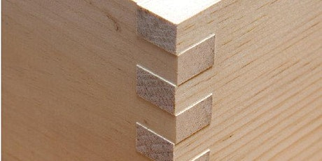 WOODSHOP 101 - Traditional Joinery tickets