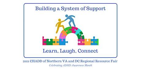 ADHD Resource Fair virtual  Exhibition Hall tickets