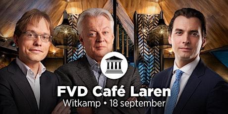 FVD Café Laren, Gelderland tickets