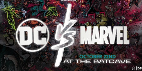 LIFEINSTYLE ANNUAL HALLOWEEN PARTY DC VS MARVEL tickets