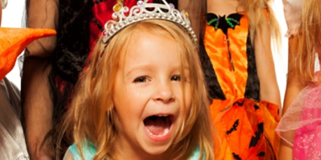 Halloween night camp Ages 4-8 tickets
