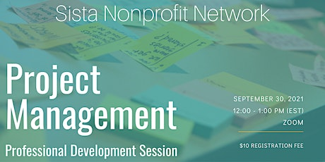 Project Management for Nonprofits tickets