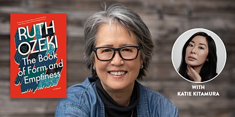 Ruth Ozeki discusses The Book of Form and Emptiness tickets