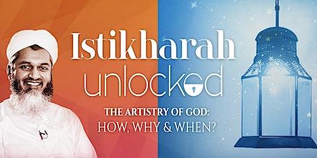 Istikharah Unlocked with Shaykh Hasan Ali: MANCHESTER: FREE! tickets