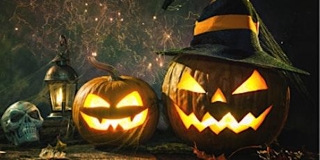 Pumpkin Carving + Cupcake Decorations tickets